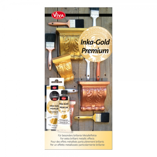 Flyer Inka Gold Premium