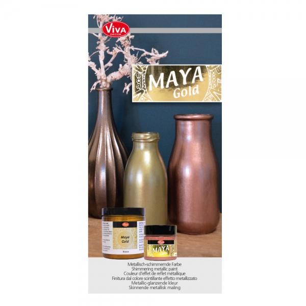 Flyer Maya Gold