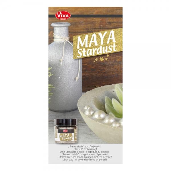 Flyer Maya Stardust