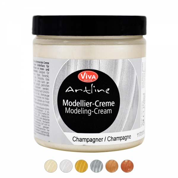 Artline Modellier Creme in 6 Farben