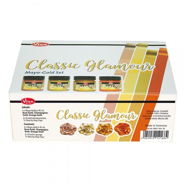 Maya-Gold Classic Glamour - Verpackung