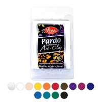 PARDO Art Clay in 14 verschiedenen Farben