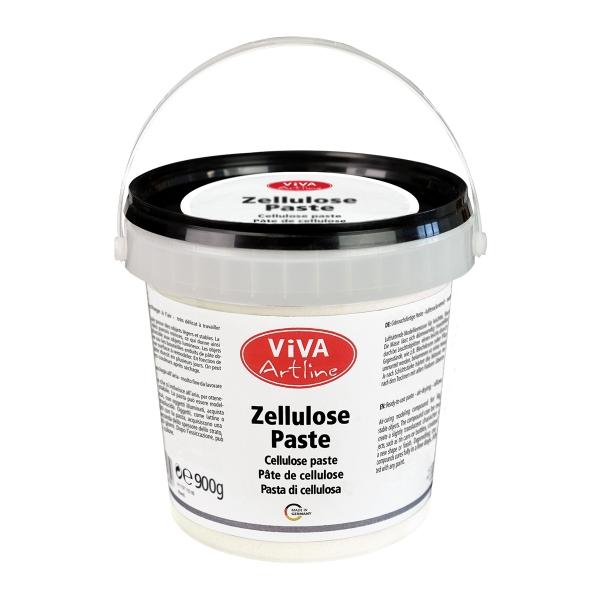 Viva Artline Zellulose Paste 900 g Weiß