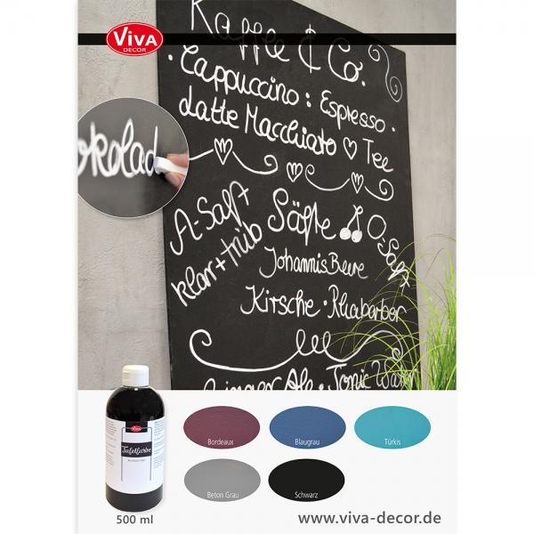 Poster DIN A3 zum Produkt Tafelfarbe