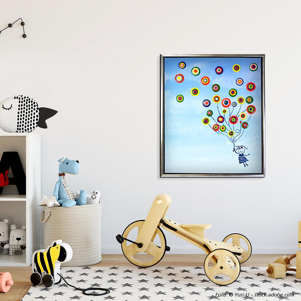 Blob Paint Bild Farbwellen