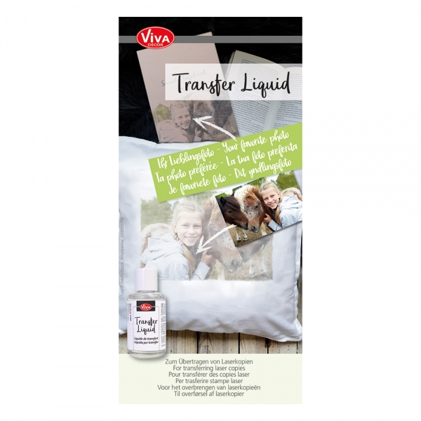 Flyer Transfer Liquid