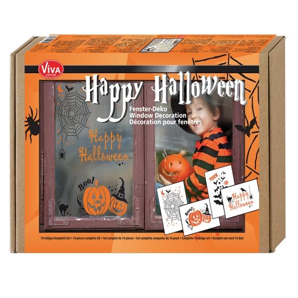 Kreativ-Creme Set Happy Halloween - Verpackung