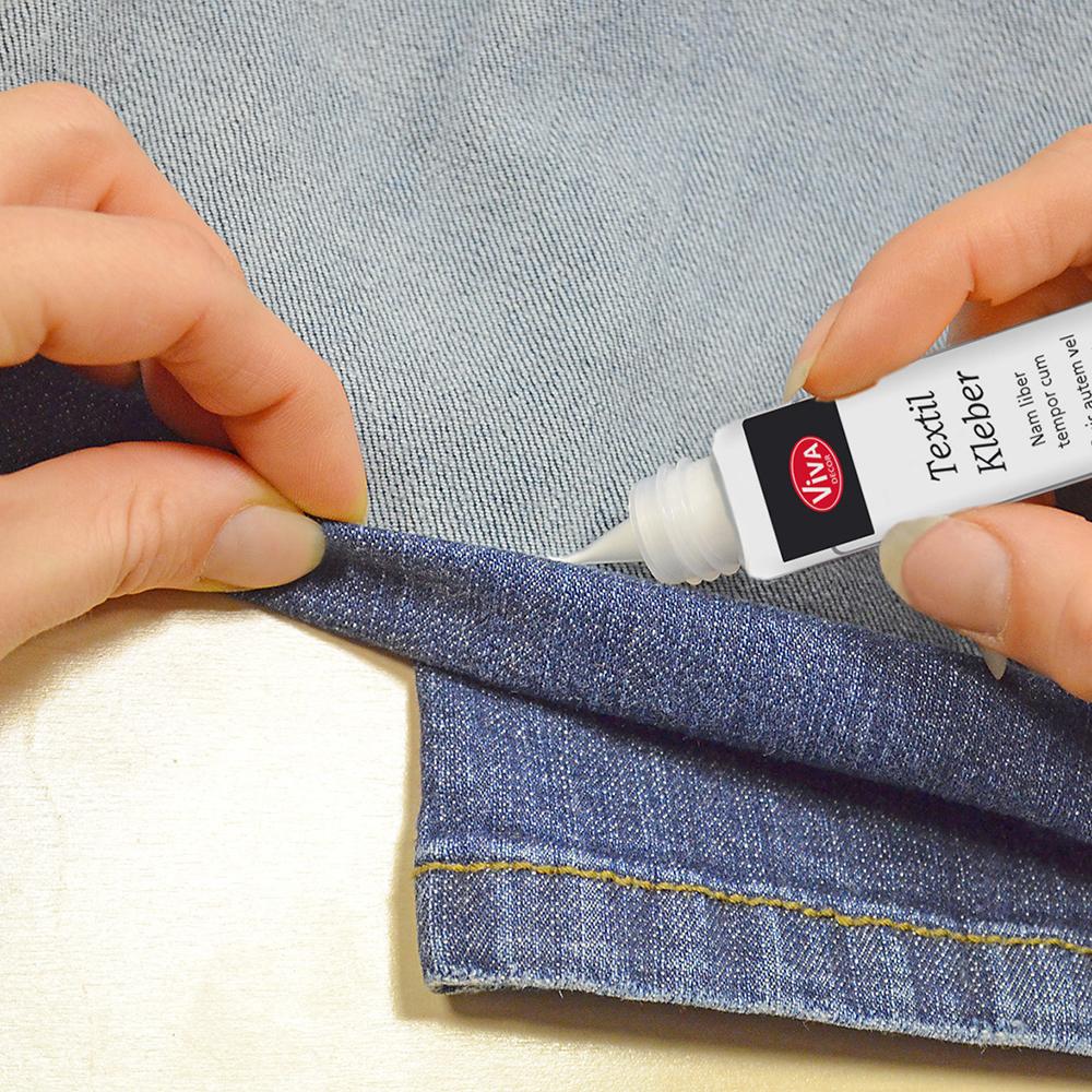 Textilien Kleben Statt Nähen : textil kleber 28 ml 30g transparent textil kleber ~ Watch28wear.com Haus und Dekorationen