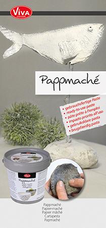 Flyer Pappmache