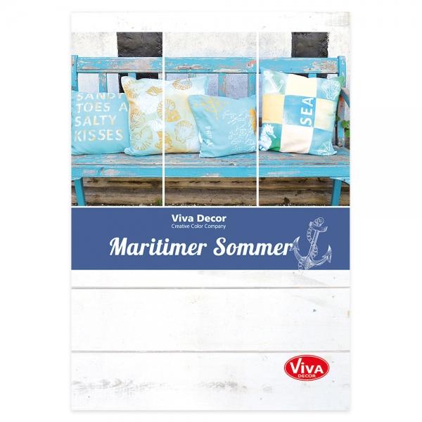 Broschüre Maritimer Sommer