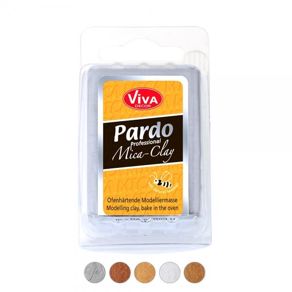 PARDO Mica Clay in 5 verschiedenen Farben