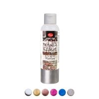 Metallic Effekt für Pouring in 6 verschiedenen Farben