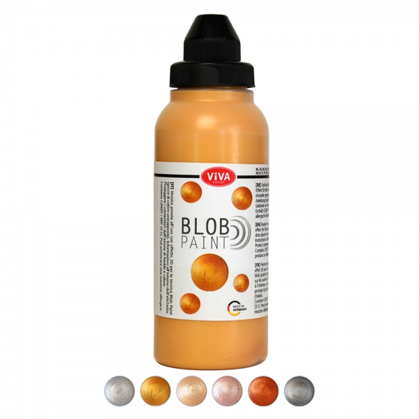Blob Paint Metallic Farben - 280 ml
