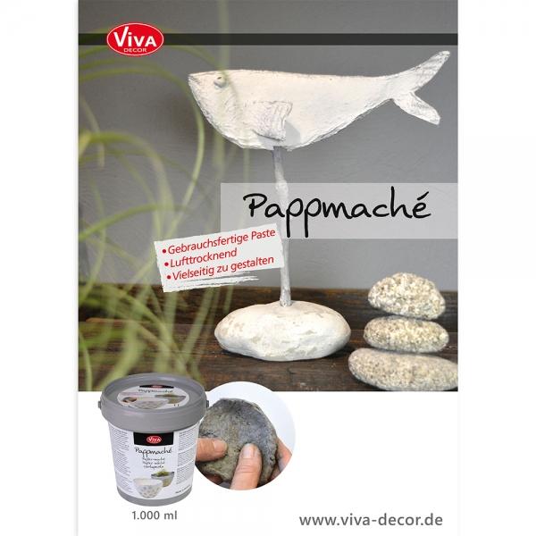 DIN A3 Poster Pappmaché