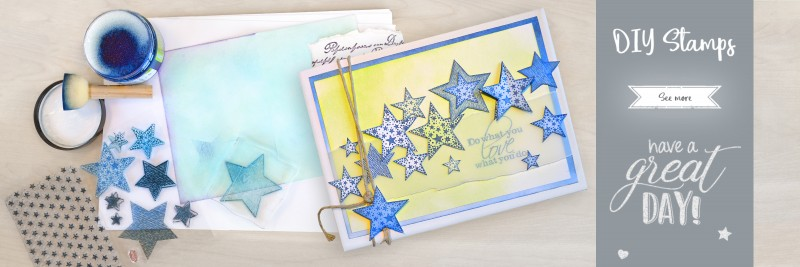 Clear Stamps and Stencils – for Bujo, Cards and decoration