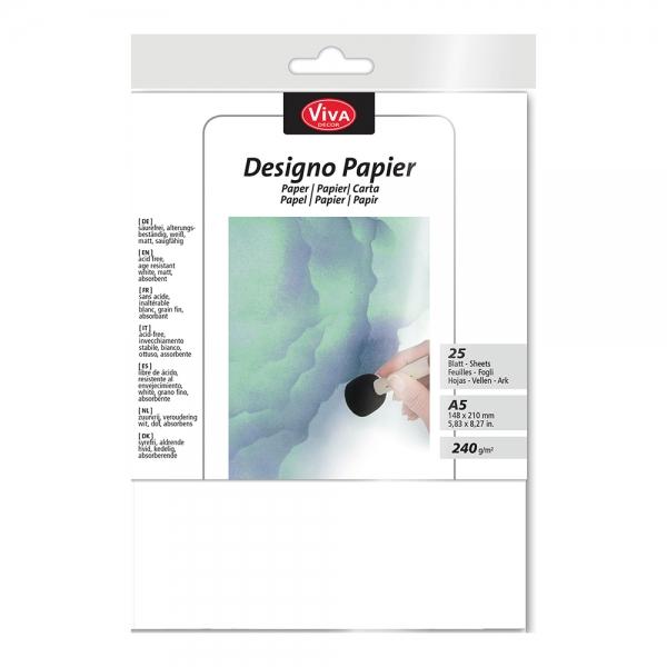 MyPaperWorld Designo Papier DIN A5 25 Blatt