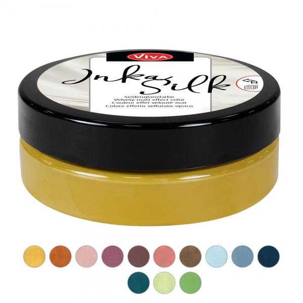 Inka Silk in 16 verschiedenen Farben