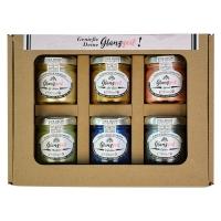 Glanzzeit 6er Set mit Glanzfarbe - Verpackung