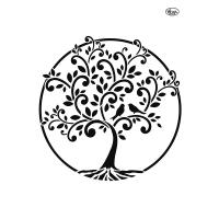 Universalschablonen Baum des Lebens