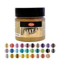 Maya Gold in 30 verschiedenen Farben