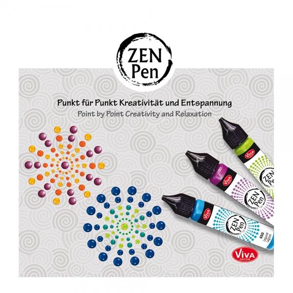 Broschüre Zen-Pen