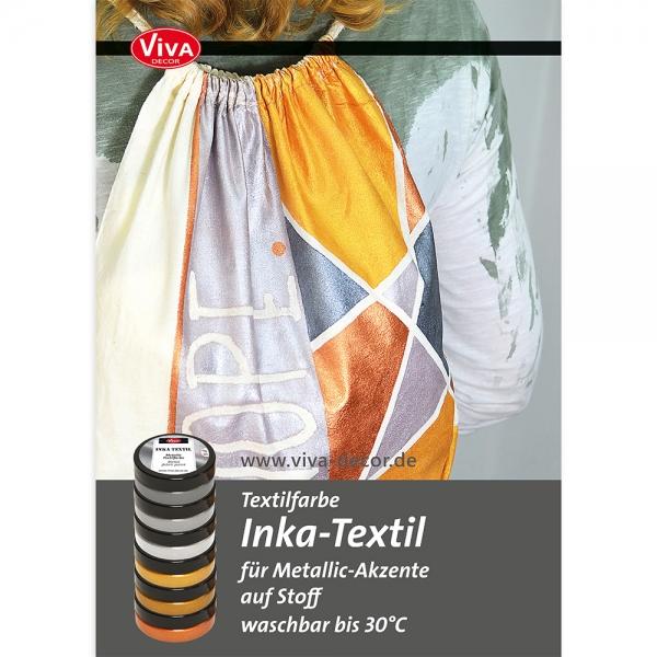 A3 Poster Inka Textil