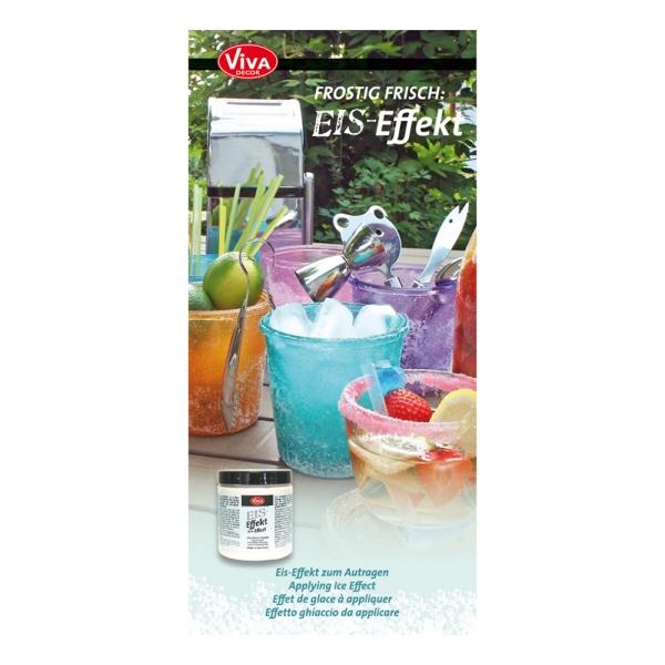 Flyer Eis-Effekt Sommer