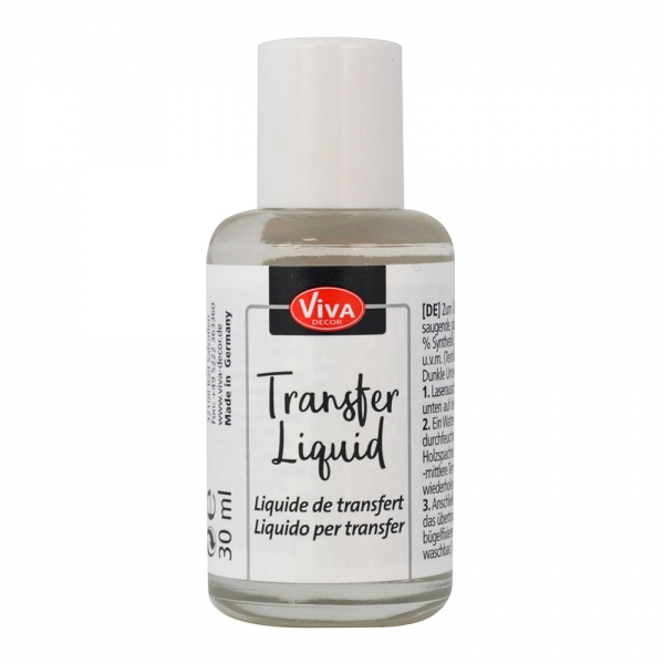 Transfer Liquid in 30 ml Fläschchen