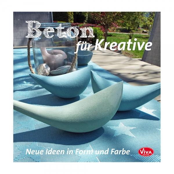 Flyer Beton für Kreative