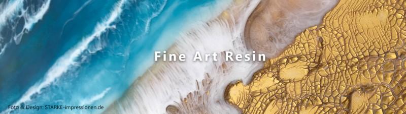 Fine Art Resin - Resinkunst - Epoxidharz