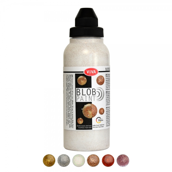 Blob Paint Glitter Farben - 280 ml
